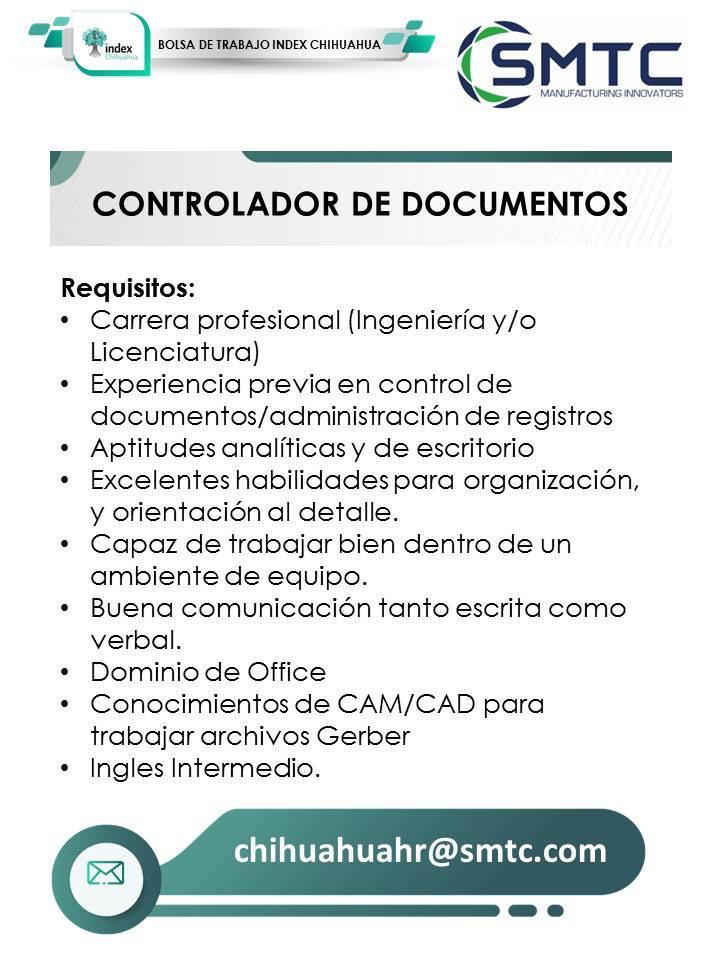 SMTC: Controlador de Documentos