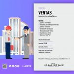 CURSO: VENTAS / CANACINTRA CHIHUAHUA / 8-ENE