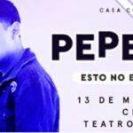 STAND UP PEPE Y TEO 13 DE MARZO TEATRO DE LOS HEROES