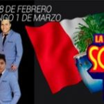 CONCIERTO LA EMBAJADORA SONORA DINAMITA PLAZA DEL MARIACHI 28 DE FEBRERO Y 1 DE MARZO