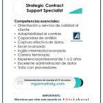 VACANTE STRATEGIC CONTRACT SUPPORT SPECIALIST