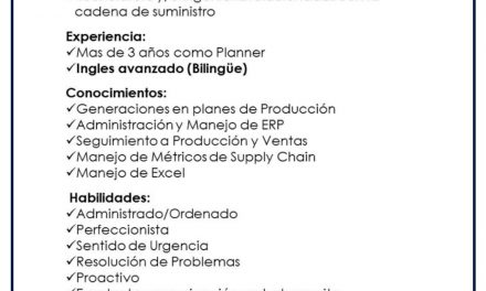 VACANTE PLANNER