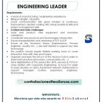 VACANTE ENGINEERING LEADER