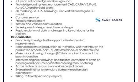 VACANTE PRODUCT SUPPORT