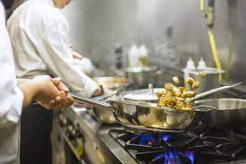 Perfil profesional Cocina