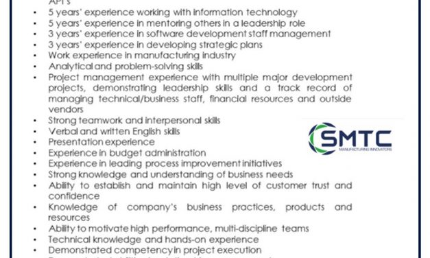 VACANTE APPLICATION DELIVERY MANAGER