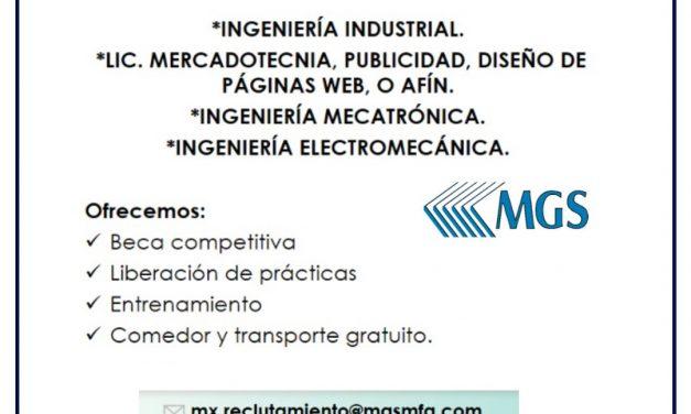 VACANTE PRACTICANTES INgENIERIA, MERCADOTECNIA, PUBLICIDad, diseño